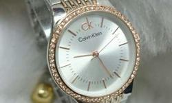 Branded Watches for women wit box.. Slightly