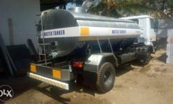 We manufacture stainless steel water Tanker on any