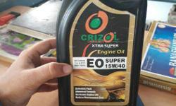 We supply whole sale and retail 4t oils, lubricant
