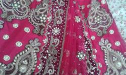 pink colour good condition