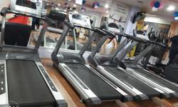 well conditioned commercial gym equipments for sale