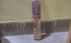 Well leather ball cricket bat