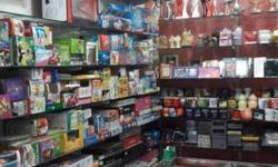Well run gift shop in Sector-7. Market of 7 years and a