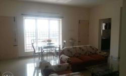 2BHK with wardrobe and attached bath room, 2 covered