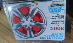 Wheel nut cover for all car& jeep.