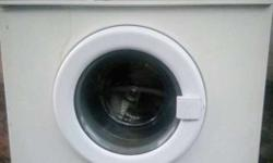White IFB Front Load Washing Machine