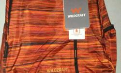 wildcraft brand new in touched bag selling bkoz family