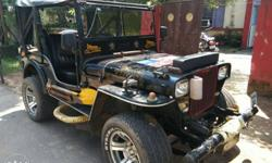 Willy for sale -2 8 lacs Diesel six gear power