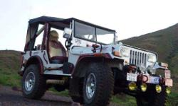 Urgent Sale Modified Willys Jeep With Power Staring