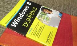 Original Windows 8 For Dummies by Andy Rathbone. Brand