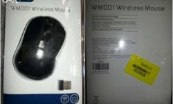 Fresh, Packet not opened. Wireless mouse WM001 Digiflip