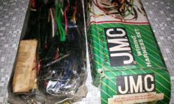 Wiring Harness Set Front to Rear Jeep Willys Diesel