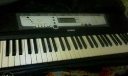 With thiz Piano u vl get bag nd adpter . it iz 3yrs