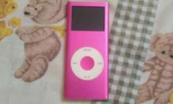 Without charger and earphones It is iPod nano 2 gen 4gb