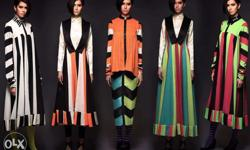 woman Brand New Multicolored Dresses