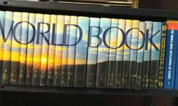 World Book Series-Encyclopedia Total 22 books. Extra 2