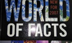 World Of Facts It Includes Essential Information Facts