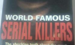world famous serial killers written by great British