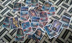 Wrestler Trading Card Collection wwe 200+ cards 23