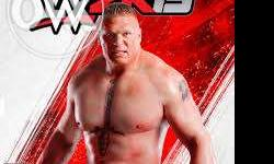 Hi i have wwe2k15 game for pc sale to orgent ,you want