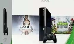 Xbox 360, 250gb hardisc, tow sancer remord n all
