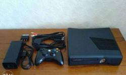 Xbox 360 4gb without kinetic. Wireless controller