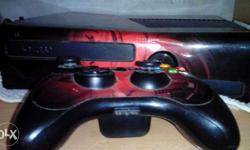 Xbox 360 s console 250 gb Wireless controller does not