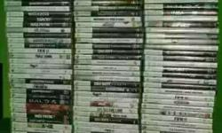 Xbox games all original at thrown away price