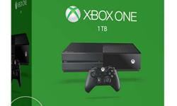 XBOX ONE 1TB Brand new unboxed