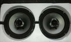 Xenos passion 200w car front door speaker , used and