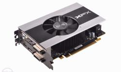 Xfx AMD RADEON R7 280X in perfect condition WITH