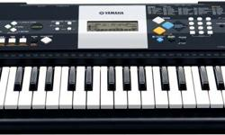 Yamaha e233, one year old, fresh condition, not used