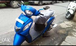 Yamaha Fascino brand new condition . Not used , only