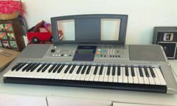 Yamaha Keyboard in very good condition is available for