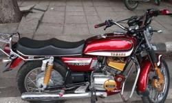 I want to sale my Rx 100 yamaha in good condishion
