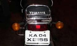 Yamaha Rx 135 4speed At Good Condition