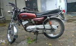 Yamaha Rx 135 ( with fancy number ) good Condition year