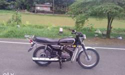 Rx 135 5 speed KL reg good condition with cat.