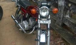 Fully restored yamaha rx 100 , all works completed