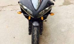 I m sell my r1 sports bike in nice condition Slightly