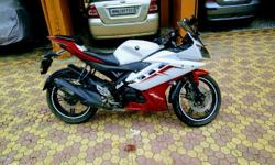 YAMAHA R15 Version 2 2013 model exclusive model. Yamaha