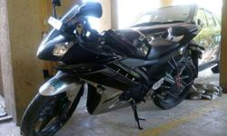 Yamaha R15, one hand used, four years old, excellent