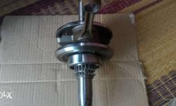 Yamaha R15 original stock crankshaft in valid price..