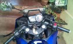 Yamaha r15 handle original for sale. With fittings , in