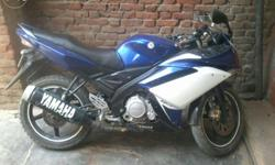 I want sale yamaha r15 new condition good bike