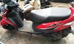 Yamaha ray z in a good condition purchase in September