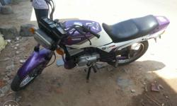 Yamaha rxz good condition 4speed, book fc current upto