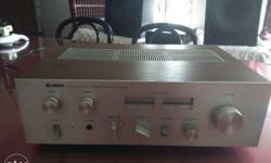 Yamaha stereo amplifier ca 410 in excellent condition