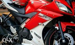 I want to sell my Yamaha r15 v2 new condition my