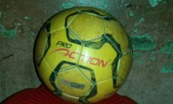yellow and black clolur new action pro fottball